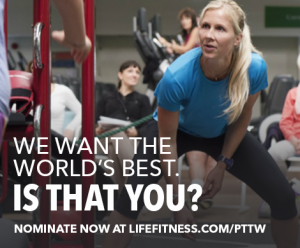 life fitness nominations